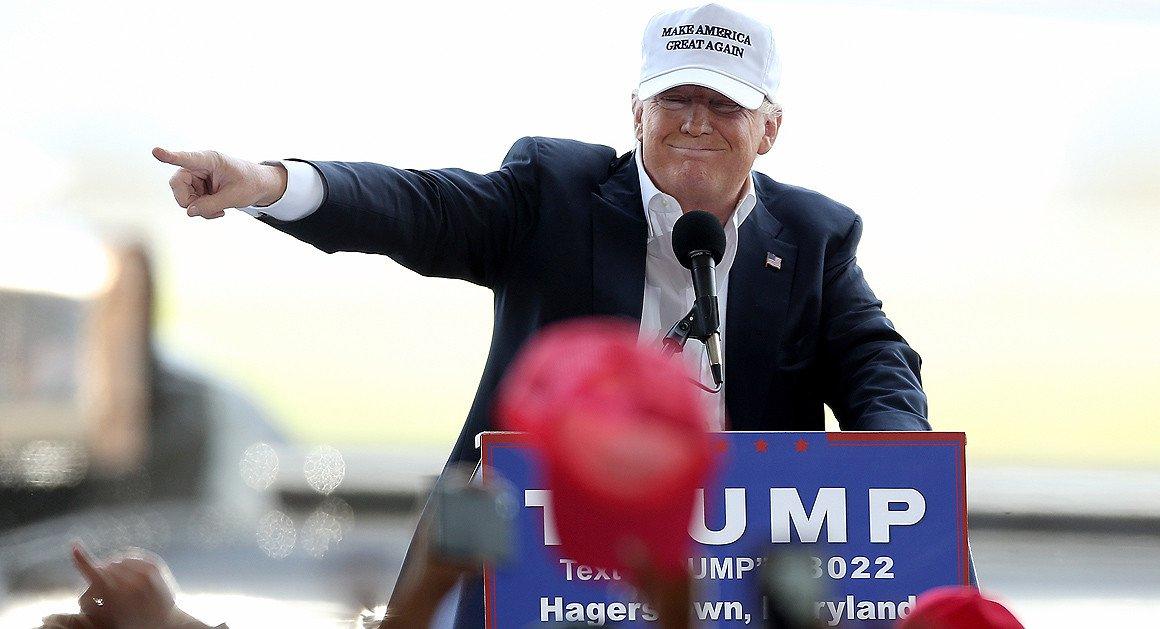Trump se irá de vacaciones si no llega a la Casa Blanca - El Politico