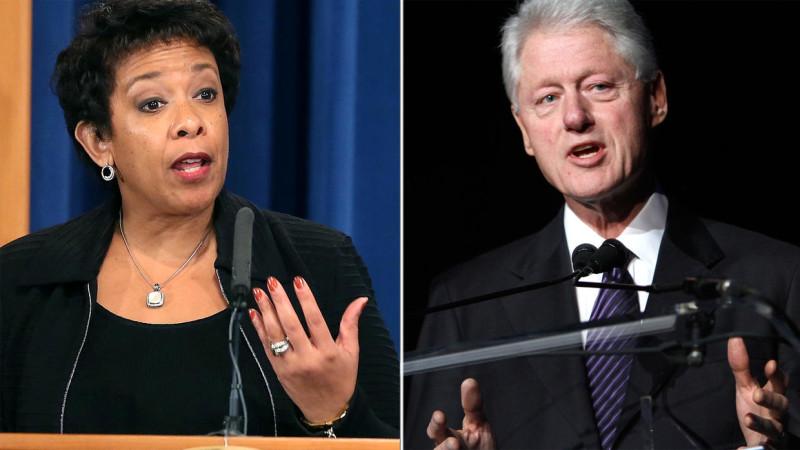 Hillary Clinton resta importancia a reunión entre su esposo