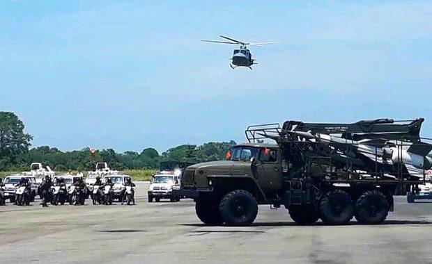 14 militares venezolanos heridos en la guerra fronteriza - El Politico