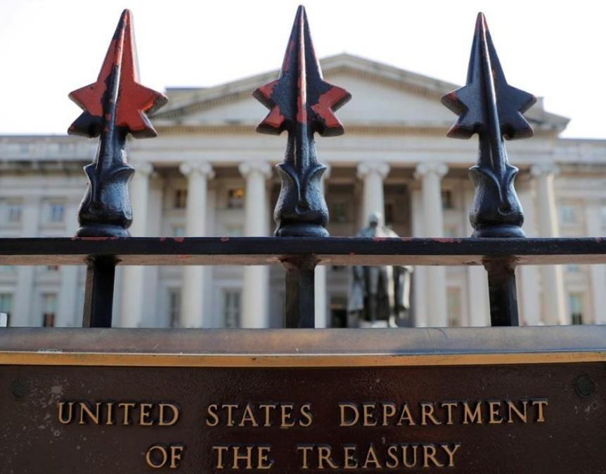 Departamento del Tesoro Sanciones