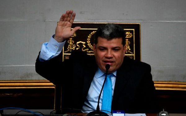 USA impone sanciones a 7 diputados opositores de la Asamblea Nacional de Venezuela, incluido el presidente