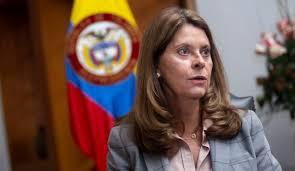 Resultado de imagen para vicepresidenta de colombia