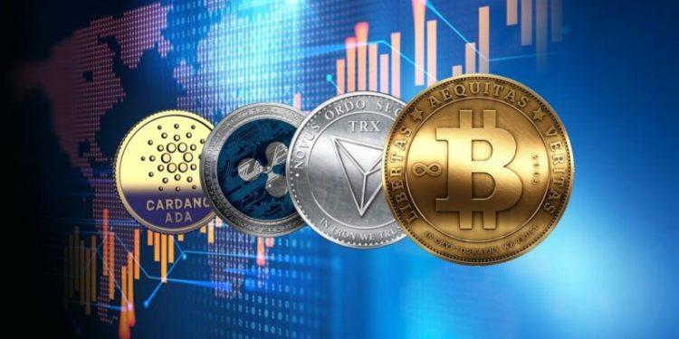 criptomonedas monedas digitales
