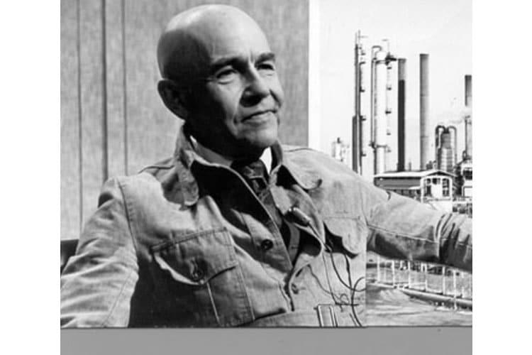 Juan Pablo Pérez Alfonso, creador de la OPEP