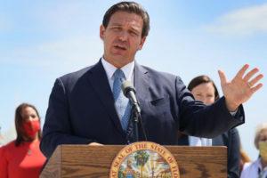 Gobernador de Florida, DeSantis