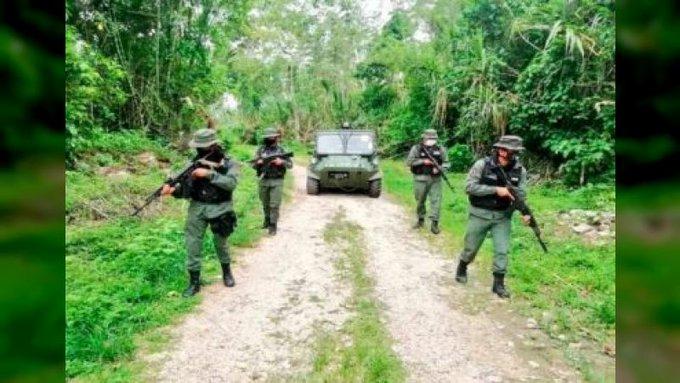 Militares venezolanos en una guerra que no comprenden