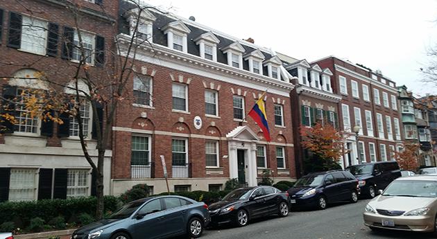 Embajada de Colombia en EEUU